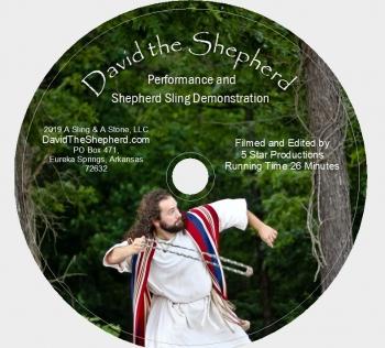 David the Shepherd Presentation & Demonstration